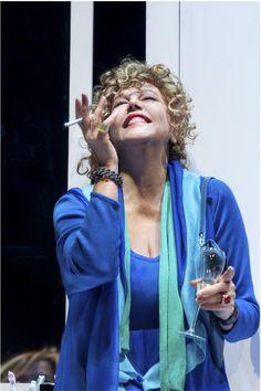 Astrid veillon astrid veillon pinterest actrice fran aise - Il bagno teatro ...