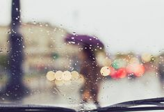 Driving {Bordeaux sous la pluie}