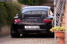 Porsche 911 Carrera 4S By Tomislav Mavrovic #porsche