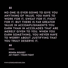 Book of the week 'My Fight/Your Fight by Ronda Rousey #hustle #book #motivation #inspiration #entrepreneur #girlboss #boss #quote #wisdom #writer