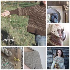 Abril se ha ido para dejar paso a mayo. Y este es el resumen aunque eso sí la foto de la esquina inferior derecha no es mía sino de @laine_magazine . #lana #lanas #yarn #wool #ohlanas #knittieg #knit #knitlife #knitting #punto #tricot #tejer #knittinginspiration #lanasconhistoria
