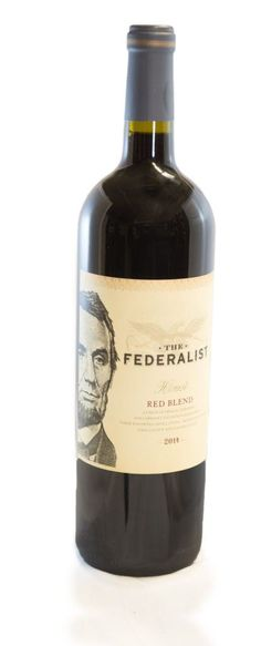 The Federalist Revisited  - Strong Coffee to Red Wine