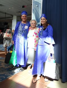 Sierra Leone delegates/missionaries to the 2014 JW Indianapolis International Convention