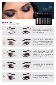 Natura Cosmetics, Smoky Eyes, Dark Makeup, Blush, Eyeshadow Makeup, Mary Kay, Makeup Junkie, Makeup Inspiration, Makeup Tips