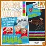 R2R Pixie Dust: I {heart} Santa Collection By Kerrianne On December 7, 2012 Kids young and old love Santa.  This collection is sure show off your love for the season!