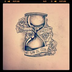 Pinterest • The world's catalog of ideas |Lost Time Tattoo Ideas