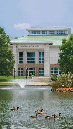 Huntsville: Museum Of Art