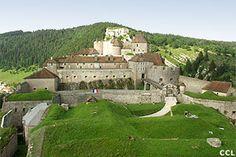 Chateau de Joux Franche Comté chateaux medievaux castle chateau fort