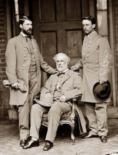 General Robert E .Lee taken around 1865 by BJPhotoPrints on Etsy