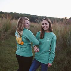 Preppy Ashton Brye Pumpkin tees are perfect for fall!