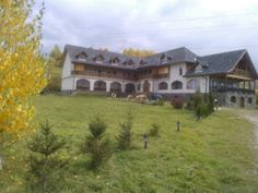 10 Bedroom Manor House in Bran to rent from pw, with a private pool. Also with wheelchair access, balcony/terrace, Log fire, TV and DVD. Log Fires, Private Pool, Romania, Terrace, Swimming Pools, Mansions, House Styles, World, Balcony