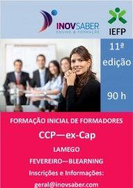 FORMAÇÃO PEDAGÓGICA INICIAL DE FORMADORES  CCP (Lamego)