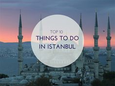 Turkeys economic, cultural and historic hub - Istanbul is a travelers mecca. Unbelievable foods, architecture that is nothing short of remarkable and coffee - well, where do we start? Turkish Coffee makes the world go round. Check out Jens Top 10 Things To Do In Istanbul!