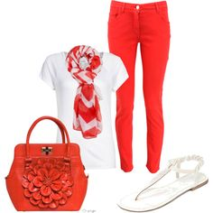 Summer Jeans (2) created by billi29 in Polyvore