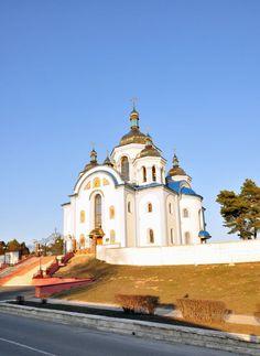 New church in Netishin