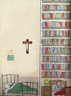... Diferencias, por la búsqueda de la verdad, entre un Fan religioso y un Libre Pensador.