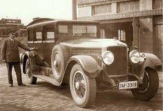 1929 Minerva AK Limousine