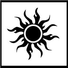 65 free sun tattoo designs + the meaning of sun tattoos. Designs include: tribal suns, sun and moon tattoos, Godsmack sun tattoo, . Sun Tattoos, Tattoos For Guys, Tattoos For Women, Cool Tattoos, Tattoo Sun, Tatoos, Sun Tattoo Tribal, Tribal Sun, Sun Tattoo Designs