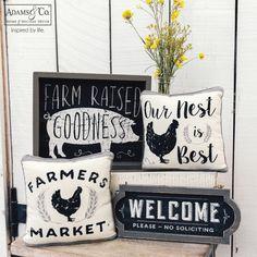 Farmers Market Collection | Adams & Co. #adamsandco #Inspiredbylife #Farmhouse #Decor