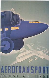 Aerotransport ABA Swedish Air Lines, by Anders Beckman 1935
