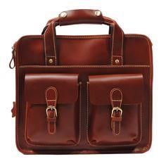 Leather Messenger Bag   http://travelaccessorystuff.blogspot.com
