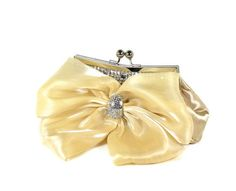 Perfect clutch for bride or bridesmaids!!