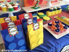 Cumpleaños de Lego   CatchMyParty.com