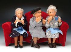 3 jolies madames!!!