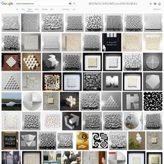 "The name is ""Google is my gallery"". Feel invited in my exhibition @google :-) Visit my exhibition under Google picture search and search for: monochromeandminimal . I like this picture it looks like an interactive changing exhibition catalogue and it doesn't looks untidy. #google #invite #art #exhibition #online #gallery #interactive #bauhaus #designer #minimalism #permutation #minimal #constructive #arte #monochromeandminimal #3dminimal #instaart #artoftheday #artexpo  #geometricart #artist…"