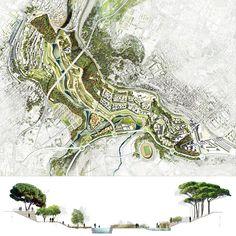 Le quartier du Bardo – Constantine (Algérie) | Ilex Paysages & Urbanisme