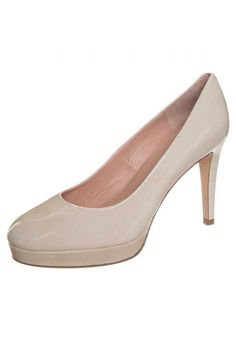 Donne Pedro Miralles Alto Tacco Beige Charol TIV059305097YKY