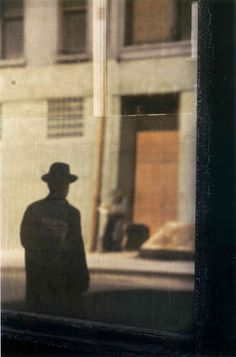 "-Online Browsing-: Saul Leiter: ""I spent a great deal of my life being ignored."""