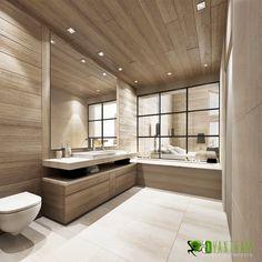 Residential Interior CGI #Bathroom Design ideas