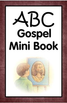 ABC Gospel mini book
