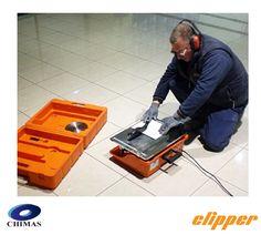 Cortadora de pisos e porcelanatos Clipper TT 200 EM http://www.lojachimas.com/