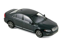 Norev Volvo Diecast Model Car 870035 This Volvo Diecast Model Car is Savile Grey and has working wheels and also comes in a display case. It is made by Norev and is scale (approx. Volvo Models, Volvo S80, Diecast Model Cars, Display Case, Scale Models, Hot Wheels, Corgi, Grey, Glass Display Case
