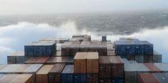 Video: Life at Sea Vlog: Bad Weather in North Atlantic