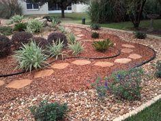 33 Best No grass garden ideas images | Landscaping ... on Cheap No Grass Backyard Ideas  id=30264