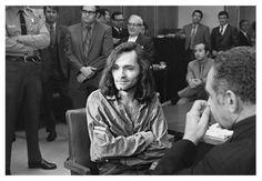 Charles Manson in court - 6.19.70