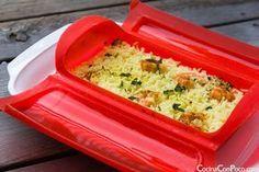 Arroz con curry y gambas - Vaporera Lekue - Receta al Vapor Arroz Al Curry, Rice Recipes, Healthy Recipes, Recipies, Healthy Life, Healthy Eating, Shrimp And Rice, Curry Shrimp, Steamer Recipes