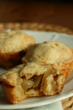 apple, thyme, & cheddar hand pies