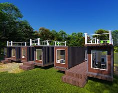 Shipping Container house plans House Plans Container home Shipping Container Home Designs, Container House Design, Tiny House Design, Shipping Container Cabin, Cargo Container Homes, Container Houses, Converted Shipping Containers, Storage Container Homes, Container Store
