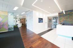 MSD London Office Design Project on Behance