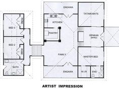 1000 Images About Floor Plan On Pinterest Traditional