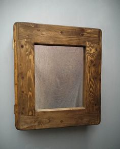Handcrafted Bathroom Cabinet In Reclaimed Wood By MarcWoodJoinery 13500