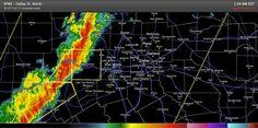 Storms Approaching the DFW Metro Area - http://www.texasstormchasers.com/2013/02/10/storms-approaching-the-dfw-metro-area/
