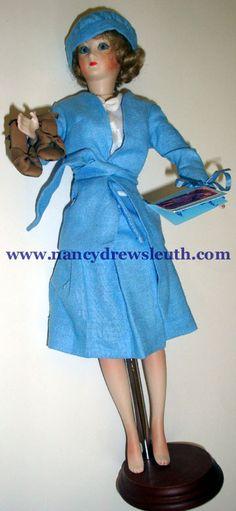 Jenn's Nancy Drew Collection - Nancy Drew Lilac Inn Doll by Madonna - www.nancydrewsleuth.com