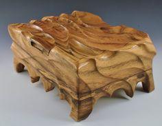oak box of many ripples