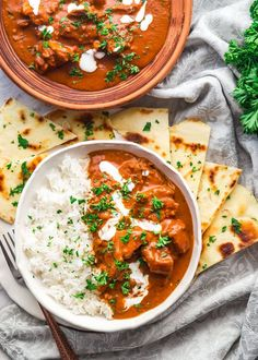 Now you can have restaurant style butter chicken homemade and in only 30 minutes. This Instant Pot butter chicken is delicious with a rich and creamy sauce.