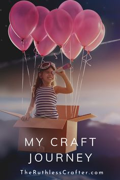 When I was asked if I wanted to learn how to knit or crochet, I didn't realize how important that question was. Here the story of my craft journey. Learn How To Knit, Learn To Crochet, Best Business Plan, Unicorn Hat, Creative Outlet, Knit Or Crochet, Pjs, My Childhood, No Time For Me